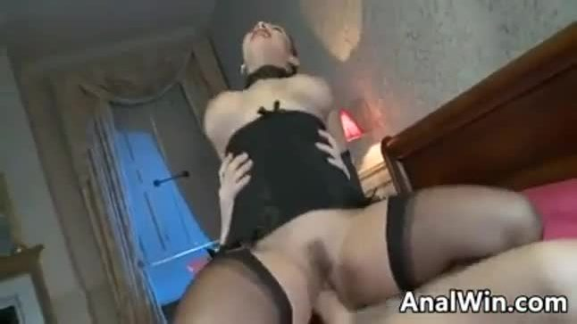Busty Housewife With A Big Cock Having Sex