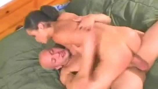 Simone gets pounded